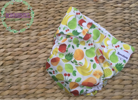 Fruit Frenzy Swim Nappy