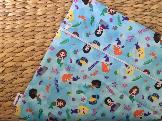 'Sea Princesses' Wet Bag