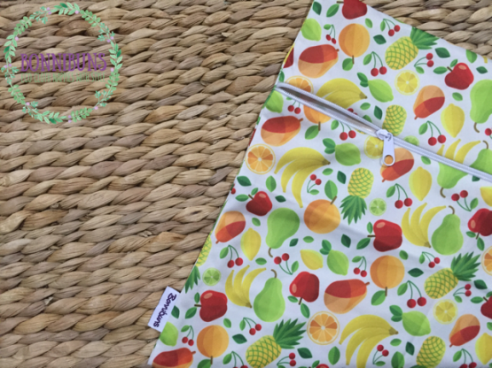 Fruit Frenzy Wet Bag