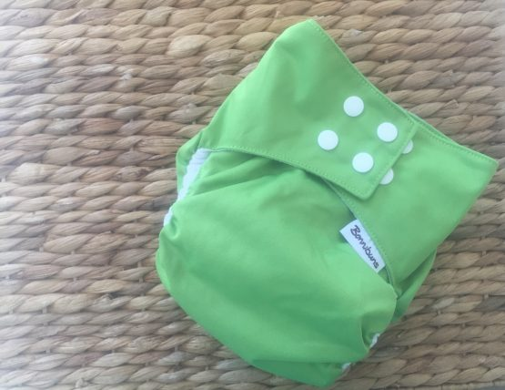 Rapid Dry AI2 Nappy OSFM 4-18kg Mint